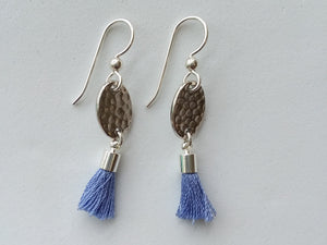 Tassel Earrings - Lively Accents