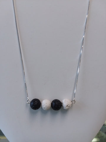 Diffuser/aromatherapy necklace
