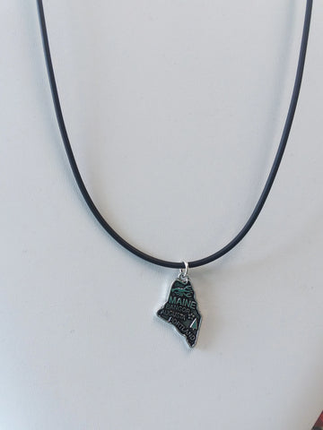 State of Maine Pendant