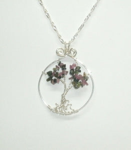 Tourmaline Tree - Lively Accents