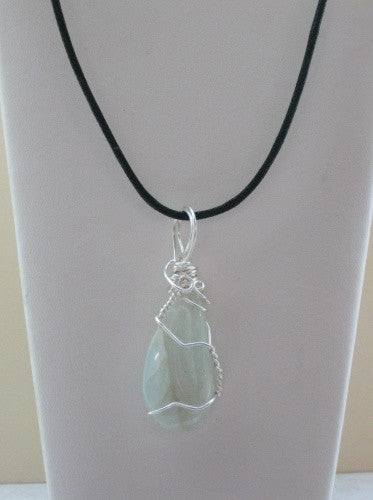 Simply Wrapped Gemstone