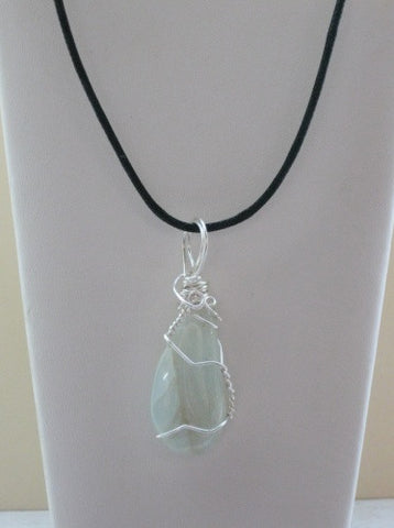 Simply Wrapped Gemstone - Lively Accents
