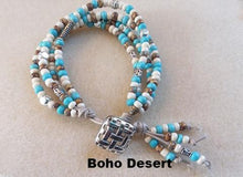 Load image into Gallery viewer, Boho Multi Strand bracelets - Lively Accents