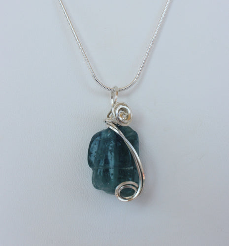 Blue Maine Tourmaline - Lively Accents