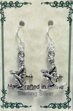 Load image into Gallery viewer, Downhill Skier Earrings - Lively Accents