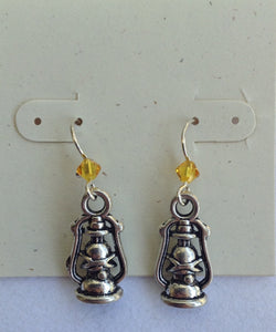 Lantern Earrings - Lively Accents