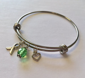 Celiac Disease Awareness Bangle - Lively Accents