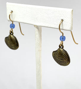 Clam Shell Earrings