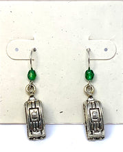 Load image into Gallery viewer, 3-D Camper Earrings