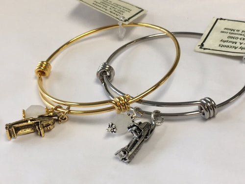 Snowmobile Bangles - Lively Accents