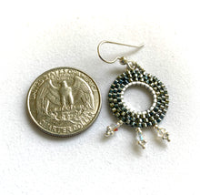 Load image into Gallery viewer, Burst Medallion Earrings - Lively Accents