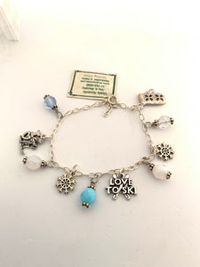 Winter Charm Bracelet - Lively Accents