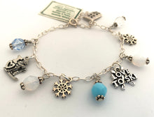Load image into Gallery viewer, Winter Charm Bracelet - Lively Accents