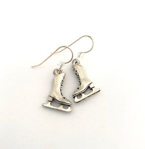 Figure Skate Earrings - Lively Accents