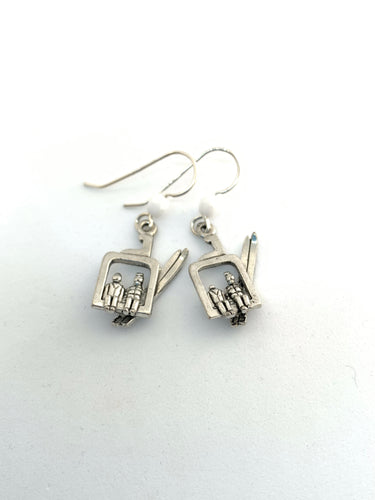 Ski Lift Earrings - Lively Accents
