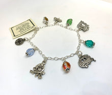 Load image into Gallery viewer, Camping Charm Bracelet - Lively Accents