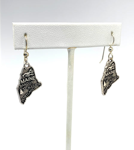 Maine Charm Earrings