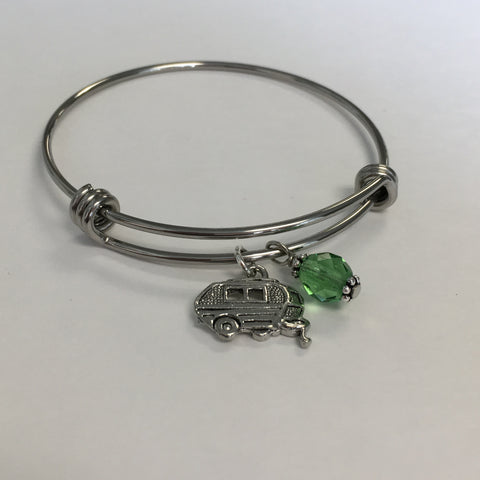 Camper Expandable Bangle