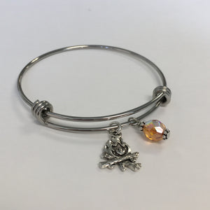 Campfire Expandable Bangle - Lively Accents