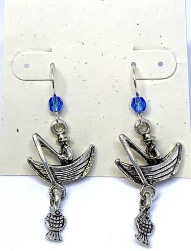 Fisherman Earrings