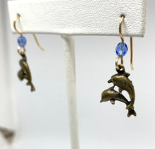 Load image into Gallery viewer, Dolphin Earrings