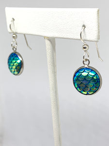 Scales Earrings