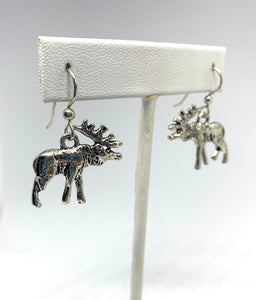 Big Moose Earrings