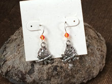 Load image into Gallery viewer, Campfire earrings - Lively Accents