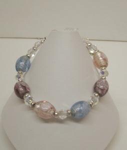 Glass Foil Bracelet - Lively Accents