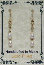 Load image into Gallery viewer, Freshwater Pearl Necklace, Earring  and Bracelet Set - Lively Accents
