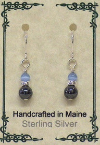 Hemitate Earrings - Lively Accents