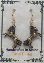 Load image into Gallery viewer, Horse Earrings - Lively Accents