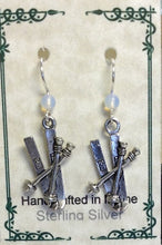 Load image into Gallery viewer, Ski and Pole Earrings - Lively Accents