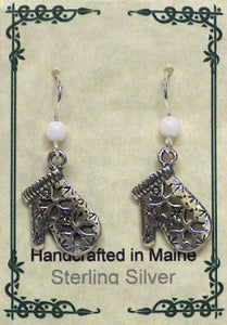 Mitten Earrings - Lively Accents
