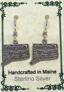 State Earrings - Lively Accents