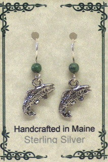 Trout Earrings - Lively Accents