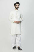 Lemon-Cotton-Kurta