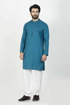 Green-Cotton-Kurta