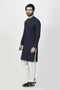 N-Blue-Cotton-Kurta