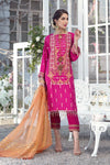 PINK-COTTON NET-SUIT - 3 PC