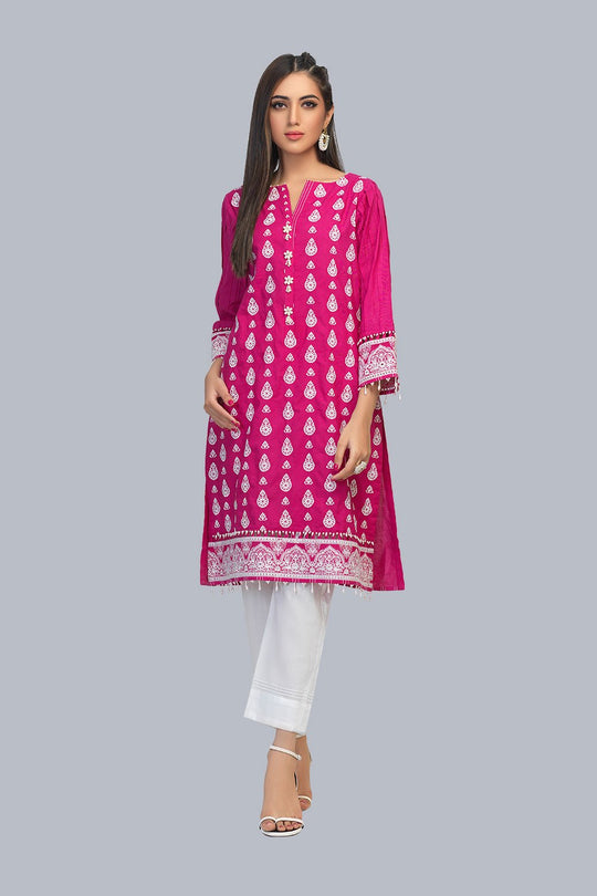 Bonanza Satrangi Asr211p03 Pink Eid Collection