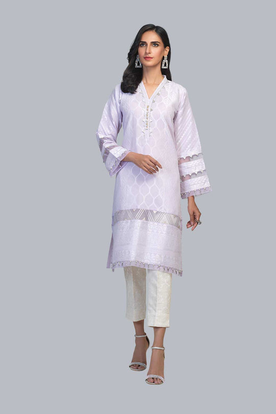 Bonanza Satrangi ASR211P17-LILAC Eid Collection