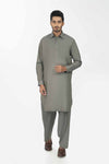 Sage-Blended-Shalwar Suit