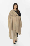 L-Brown-Viscose-Shawl