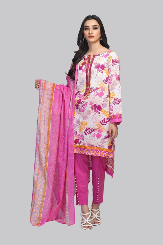 Bonanza Satrangi Rsr212p16 S Pink Eid Collection