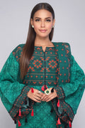 FOLK GREEN - 3 PC
