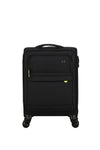 4W Trolley Cabin Small 56 Cm/21 - Black