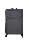 4W Trolley Large 78 Cm/30 - Purple