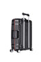 4W Trolley Cabin S 56 Cm - Black