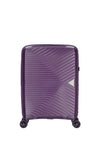 4W Trolley Cabin S 55 Cm - Purple